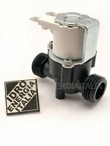 elettrovalvola acqua 12v dc 1/2 RPE R511 normalmente chiusa tecnopolimero