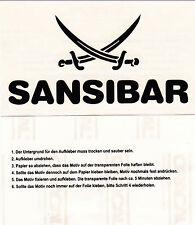 Sansibar Aufkleber Günstig Kaufen Ebay