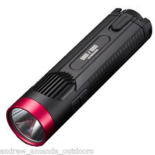 Nitecore EC4GT Limited Edition CREE XP-L HI V3 -1000 Lumens RED