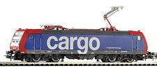 Spur H0, 1 St. E-Lok BR 185 CARGO, Digital / ESU, Piko 57187 ohne OVP