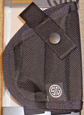 NEW Sig Sauer Black Nylon Molle Multi Purpose Holster P238 P938 P290 Sub & Micro