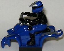 Life-Like Slot Car Blue Quad ATV Body for T Chassis HO Cars New LifeLike