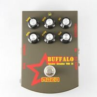 NEW MOEN Buffalo Parametric EQ and DI Box MO-BA Guitar Pedal *Free* Ship in USA