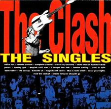 The Clash cd album - The Singles, (18 tracks)