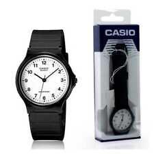 Reloj Casio de pulsera analógico MQ-24-7BLL esfera blanca NUEVO  Envio urgente