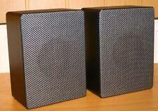 Nordmende Lautsprecher-Box LB100 (Paar) A72  6.140.A  35203  15/20Watt  4OHM
