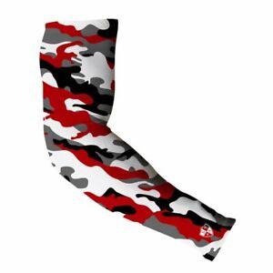 SA Single Arm Sleeve | Crimson Military Camo...Only $8 each when you buy 3!!