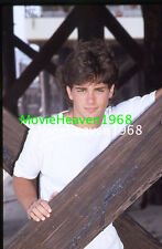 BILLY WARLOCK VINTAGE YOUNG 35mm SLIDE NEGATIVE 11239 PHOTO TRANSPARENCY