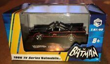 2008 Hot Wheels Batmobile 1966 TV Series 1:87 scale - New
