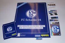 FC SCHALKE 04 EUROFIGHTER - 12 Sticker aussuchen - Kein PANINI Just stick it
