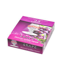 25 X Packs Hornet 110MM Juicy Fruit and Grape Flavored Cigarette Rolling Paper