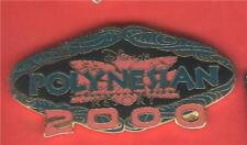 Disney's Polynesian Resort  2000 Authentic WDW Disney pin