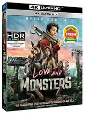 Love and Monsters (4K Ultra HD Blu-ray Disc, 2021)