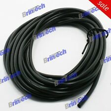 FUEL HOSE - BLACK 4.0 X 7 MM / 10M For