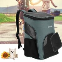 Carrier Breathable Carry Cat Dog Puppy Travel Portable Ultra-soft Mesh Bag rn