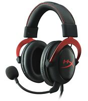 HyperX Cloud II Gaming Headset 7.1 Virtual PC/PS4/XBOX (RED) [RE-CERTIFIED]