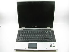 "HP EliteBook 8530w 15.5"" Laptop 2.8GHz Core 2Duo 2GB DDR2 (Grade C No Battery)"