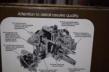 75 - 77 Chry/Dodge/Ply & 75 - 77 Dodge Truck Caburetor