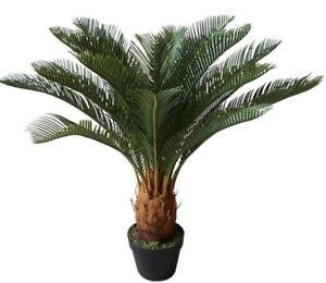 Cycaspalme Deluxe 65cm/80cm mit 23 Wedeln BE Kunstpalmen künstliche Palmen Cycas