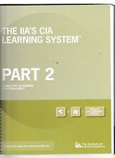 The IIA's CIA Learning System: Part 2 - Conducting the Internal Audit Engagement