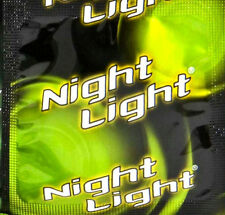 Night Light Glow In The Dark Condoms. let your lady see your sabor in the dark.