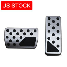 For 2011-2018 Grand Cherokee Dodge Durang Accessories No Drill Gas Pedal Cover