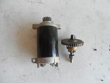Used 1992 Evinrude VE150ELENC 150hp outboard Starter Shaft Pinion Assy 0432925
