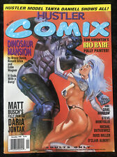 Vintage HUSTLER COMIX Adult Graphic Comic Books Vol 2 #5 1998 Sexy Babe XXX Girl