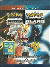 EDITION SPECIALE BLU RAY + 2 DVD - POKEMON NOIR et BLANC / NEUF EMBALLE