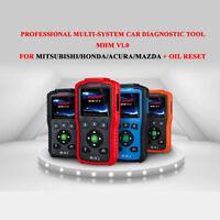iCarsoft MHM V1.0 for Mitsubishi/Honda/Acura/Mazda Engine ABS SRS Oil Reset,SAS
