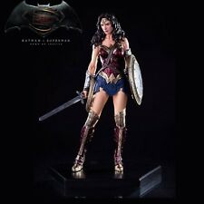 IRON STUDIOS Wonder Woman Batman v Superman Art Scale Statue 1:10 '' NIB '' -EU-