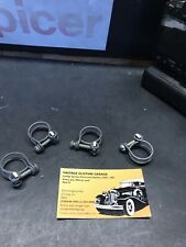 NOS FORD CHEVROLET DODGE WIRE HOSE CLAMPS 30's, 40's, 1950's