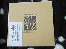 Gravenhurst – Flashlight Seasons Warp Records – WARPCD120P UK Promo CD Album