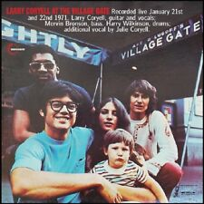 LARRY CORYELL - AT THE VILLAGE GATE   CD NEU