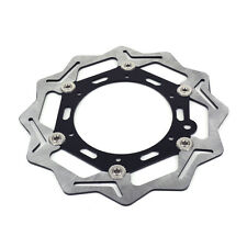 For KTM SX SXF EXC XC XCF 250 350 Black 270MM Front Floating Brake Disc Rotors
