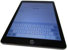 Apple iPad Air 2 128GB Black/Space Gray WiFi + GSM 4G Locked A1567