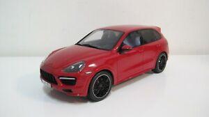 1:18 GT SPIRIT PORSCHE CAYENNE GTS RED GT020B RESIN CARS