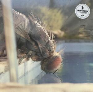 Metronomy - Mandibules (Main Theme) - Limited Edition Red Vinyl Etched