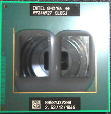 Intel Core2 Extreme QX9300 SLB5J Mobile CPU Processor Socket P 2.53GHz 1066MHz
