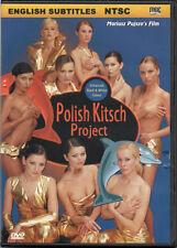 Polisz Kicz Projekt (Kitsch) DVD 2003 Mariusz Pujszo NTSC POLSKI POLISH