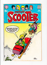 Swing With Scooter  No.25    :: 1970 ::     :: Sledding Cover ::