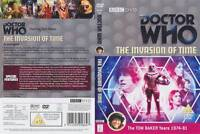 Doctor Who - The invasion of Time (2 discos - Edición Especial) DR - disp. 24hr