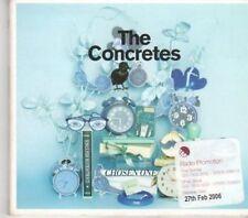(BW402) The Concretes, Chosen One - 2006 DJ CD