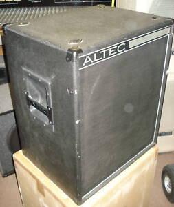 "Altec Lansing 934 Monitor Speaker 904-8A Duplex 16"" 604 NEW PRICE !!!"