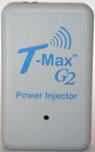 Tmax  G2 Power Injector for tanning beds for wireless