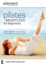 "Element: Pilates Weight Loss for Beginners DVD R4 ""sale"""