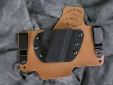 WHITE HAT MAXTUCK SPRINGFIELD ARMORY XDS 9 45 HORSEHIDE COMBAT CUT HOLSTER