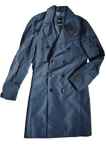 Todd Snyder New York Trench Coat Jacket size S New With Tags Genuine !!!