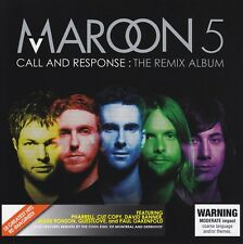MAROON 5 - CALL & RESPONSE : THE REMIX ALBUM CD ~ CUT COPY~PAUL OAKENFOLD *NEW*