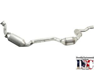 Catalytic Converter Left Benchmark CA fits 00-03 Mercedes ML320 3.2L-V6